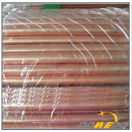 Seamless Copper Tubes with Standard ASTM B280