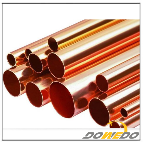 Medical Grade Copper Pipes Tubes
