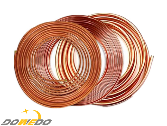 Refrigeration Copper Tubing Tubes
