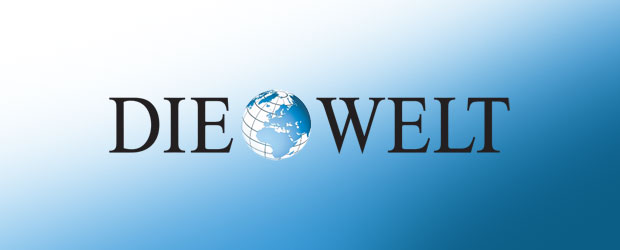 Billedresultat for die welt logo