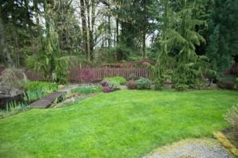 house tour cottage backyard