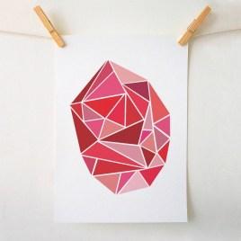 geometric decor