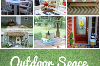 outdoor space makeovers