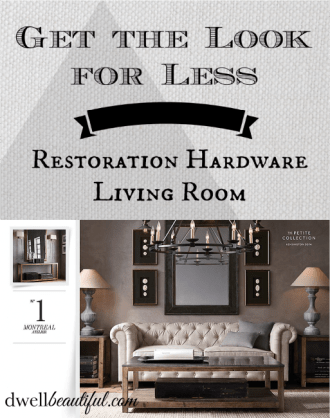 RH living room
