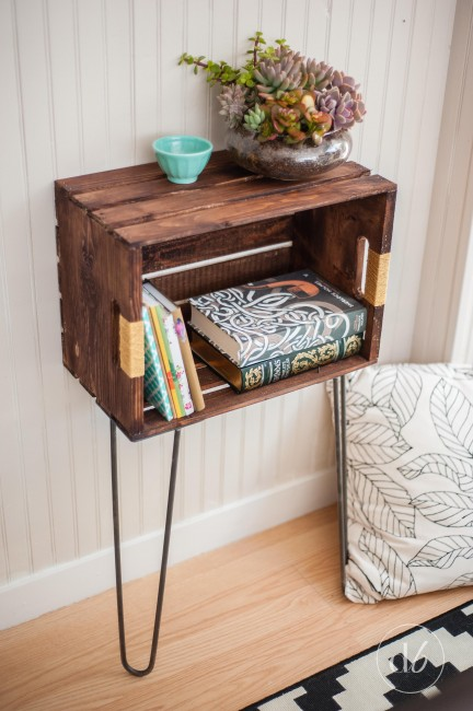 Elegant {still Need To Figure Out What To Do With Those TV Cords!} Michaels Crate