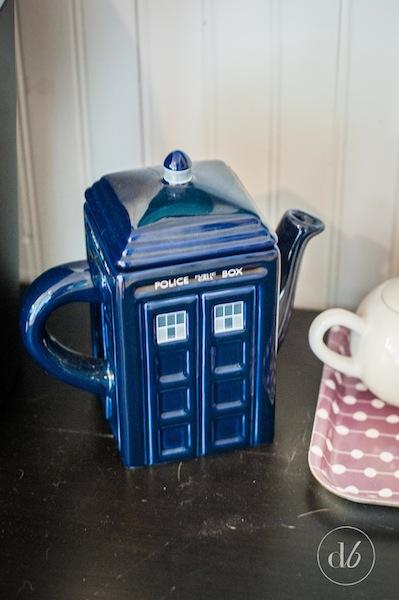 Tea And Coffee Bar Dwell Beautiful
