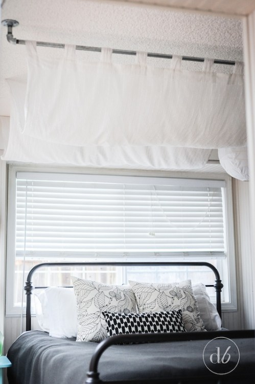 bedroom canopy