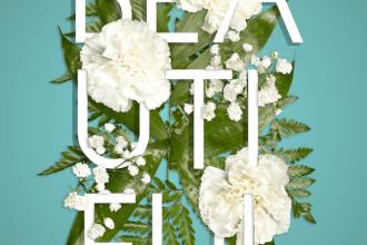 beautiful floral printable