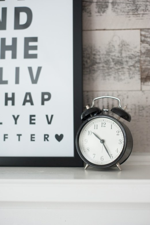 eye chart quote art