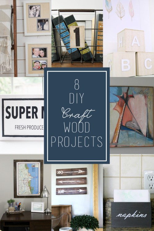 craft wood projects