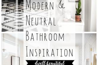 master bathroom inspiration