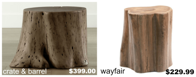 Get the Look for Less: Crate and Barrel Vignette