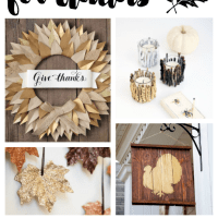 10+ Fun and Stylish Thanksgiving Crafts for Adults