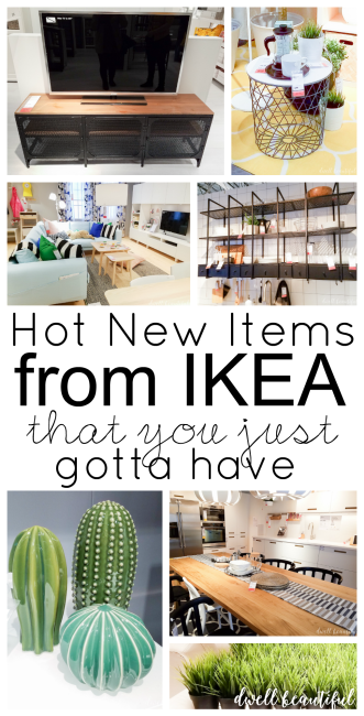 New Items from IKEA
