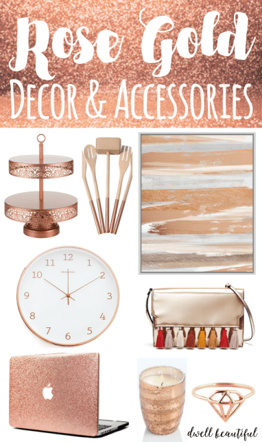 rose gold home decor Design Trend: Stylish Rose Gold Home Decor and Accessories   Dwell  rose gold home decor