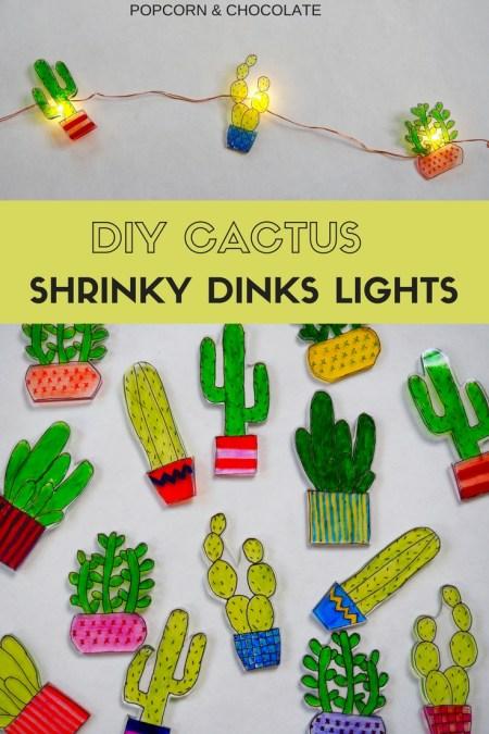 DIY Cactus Crafts