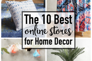 the 10 best places to shop for home decor online - Home Decor Online Stores