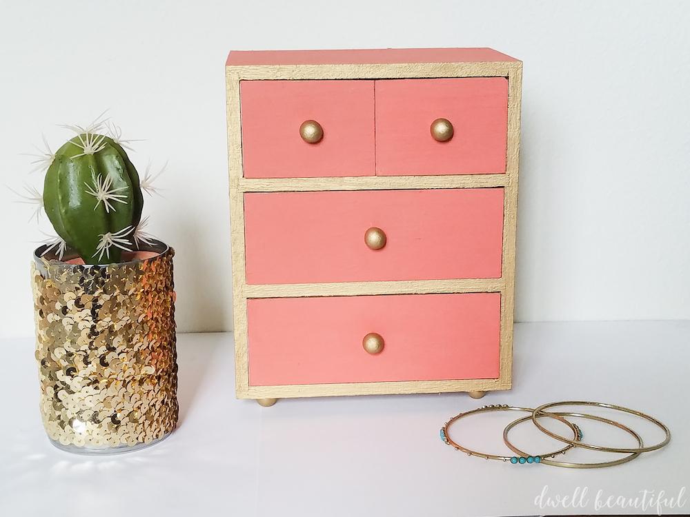 FAT Paint Company DIY Jewelry Box Dwell Beautiful