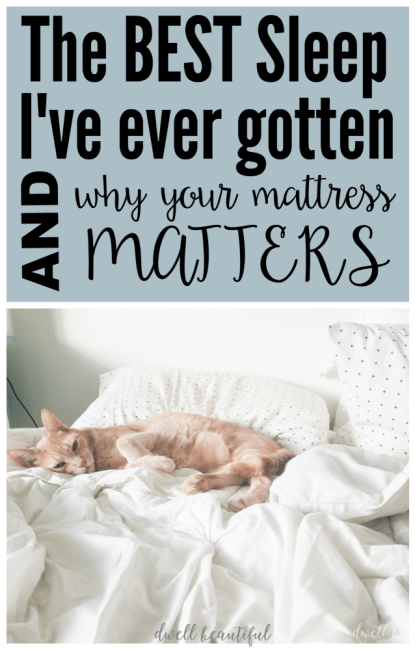 Best Mattress Ever - Loom and Leaf