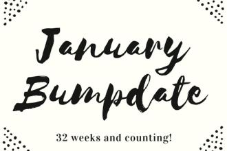 January 2018 Bumpdate