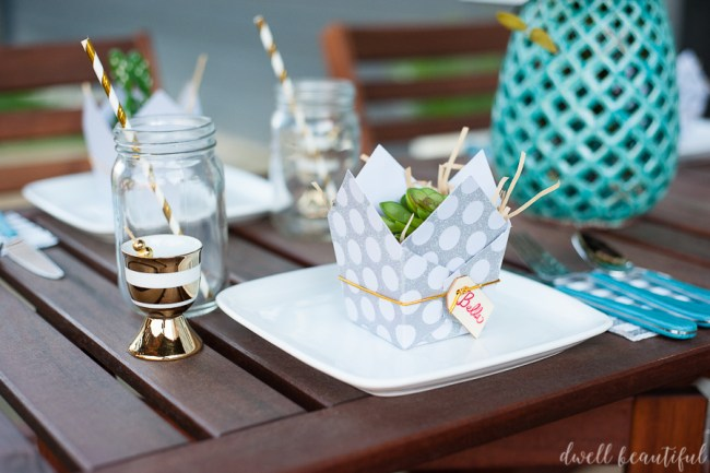 DIY Spring Tablescape with Tuesday Morning