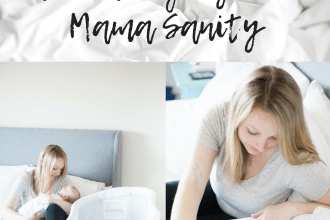 How HALO is Saving My New Mama Sanity