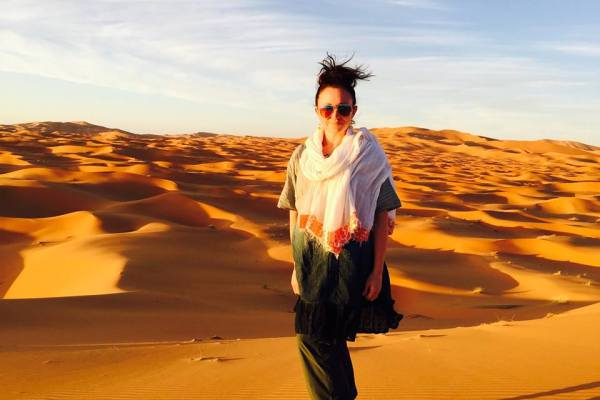 One Night in the Sahara