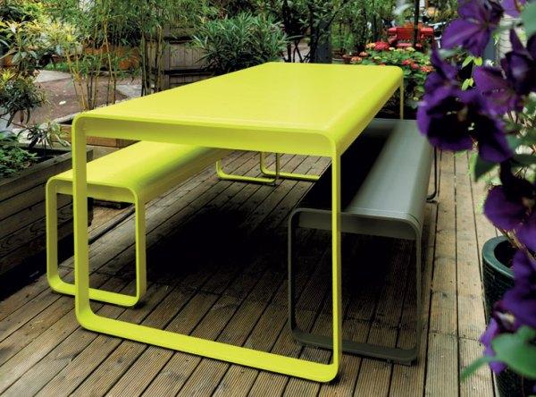 contemporary garden furniture 25 Marvelous Garden Furniture Decor Ideas