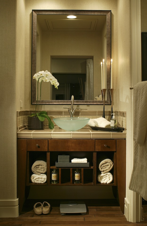 30 Marvelous Small Bathroom Designs Leaves You Speechless on Bathroom Ideas Small  id=76274