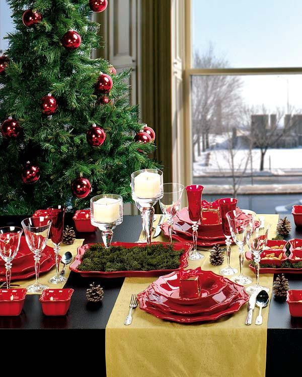 Table Decorations Holiday