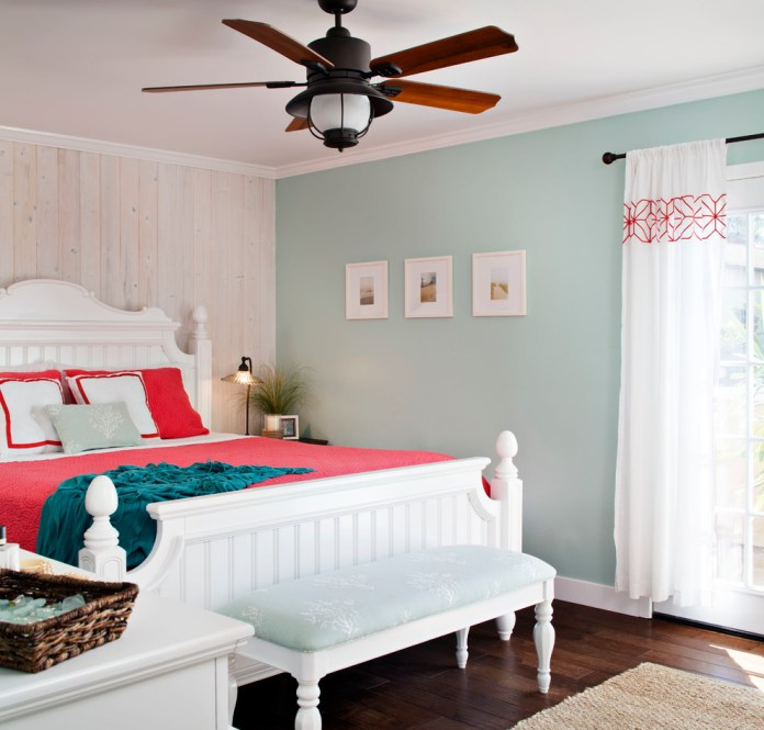 Tremendous-Coral-And-Turquoise-Bedding-decorating-ideas-for-Bedroom