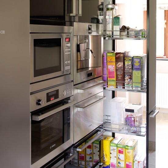 Small Kitchen Storage Solutions