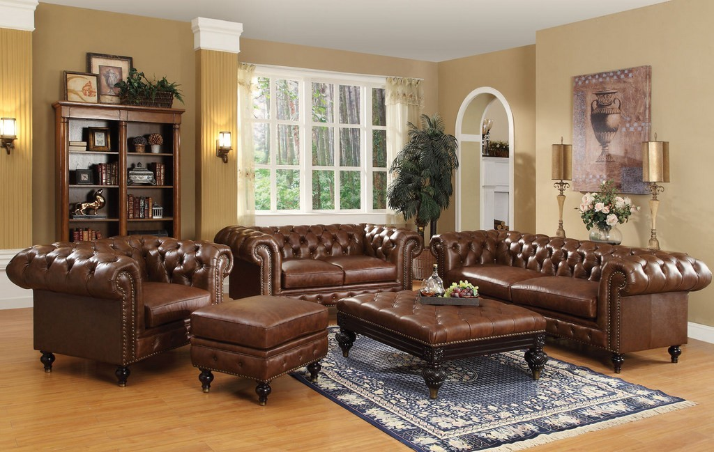 One of the mysteries of life. 21 Living Room Tufted Leather Sofa Designs
