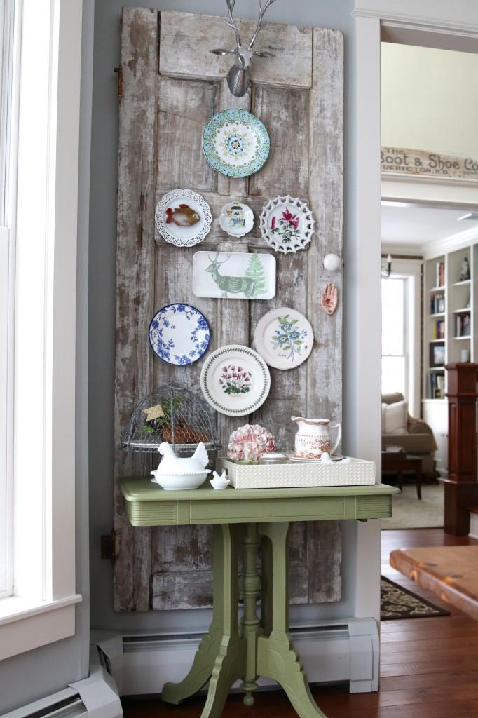 Vintage-Door-Plate-Wall