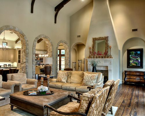 40 Beautiful Mediterranean Living Rooms For Your Inspiration