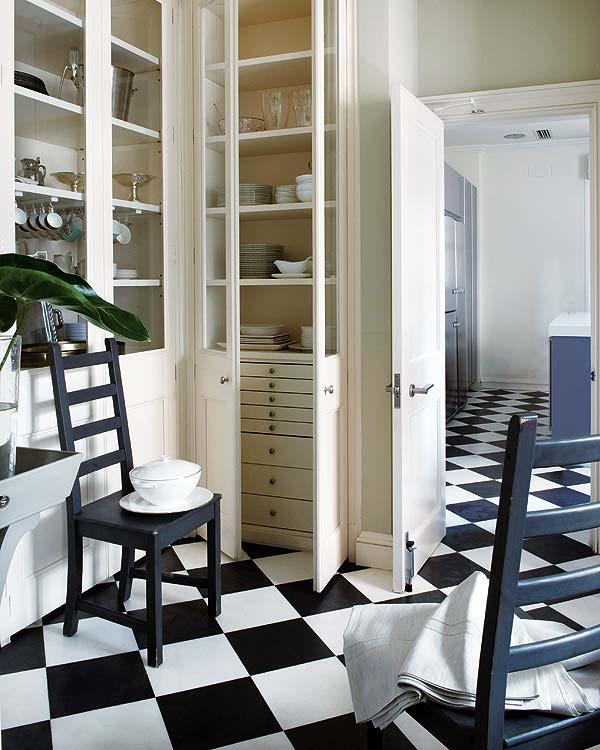 Checkboard Tiles