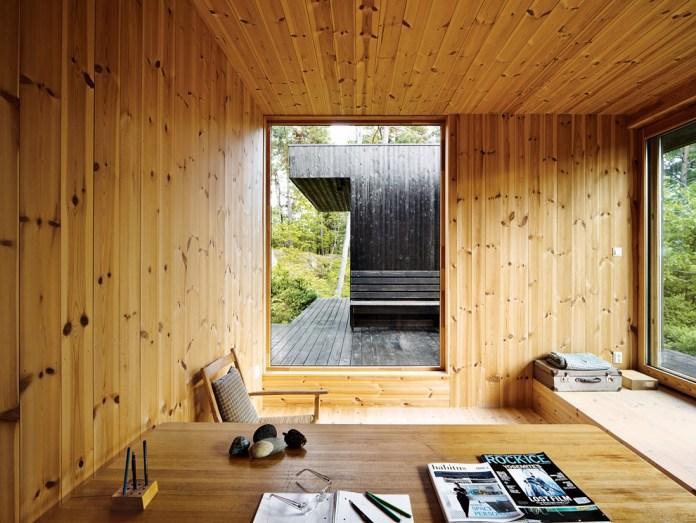 Japanese inspired summer house