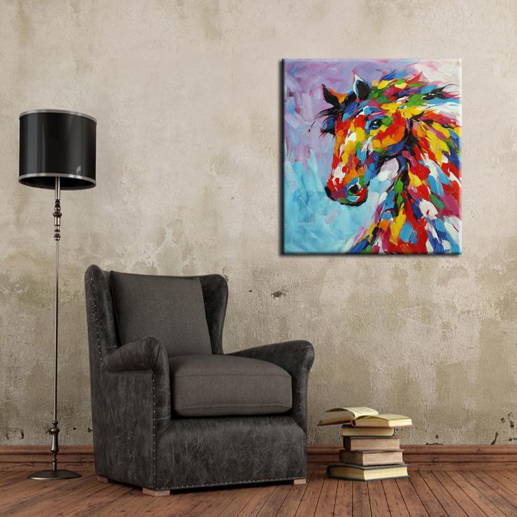 25 Creative Canvas Wall Art Ideas For Living Room on Creative Living Room Wall Decor Ideas  id=22426