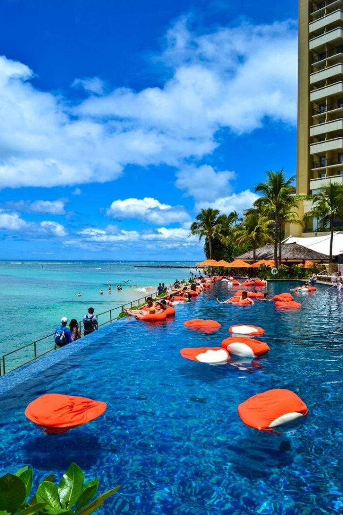 Sheraton Waikiki, Hawaii