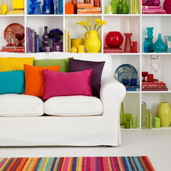 Add Colors to Your Apartment