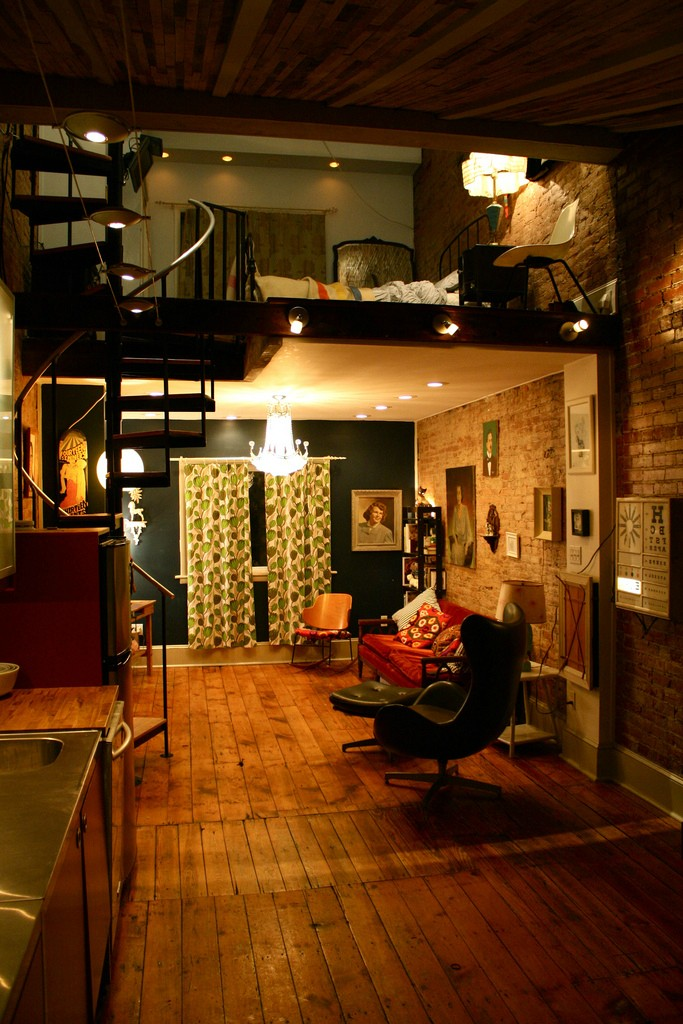An Awesome Studio Apartment