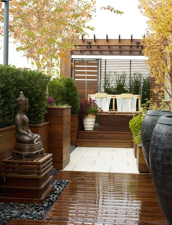 25 Serene Indoor Zen Garden For Meditation on Meditation Patio Ideas  id=69293