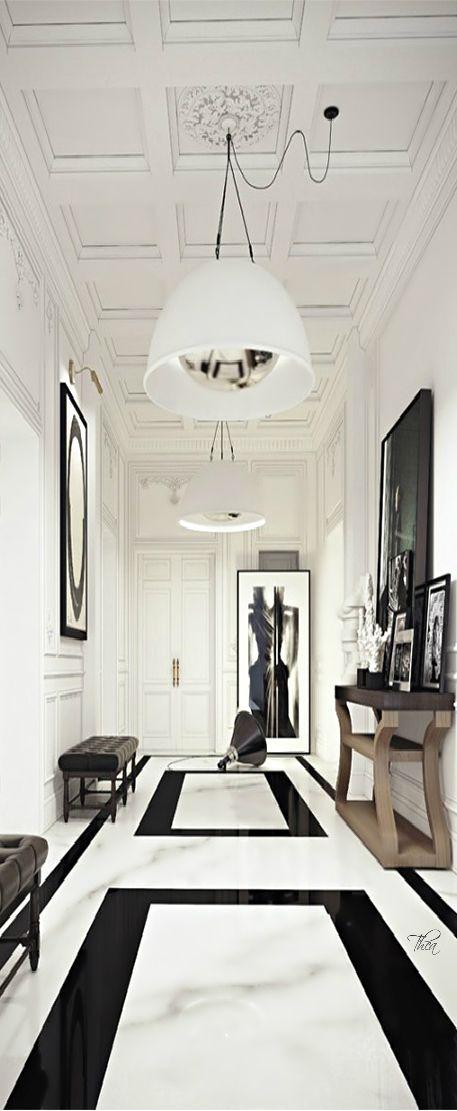 Luxurious Entryway