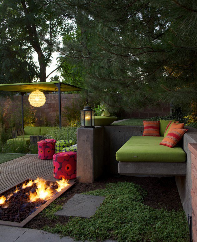 21 Stunning Midcentury Patio Designs For Outdoor Spaces on Mid Century Patio Design  id=84716