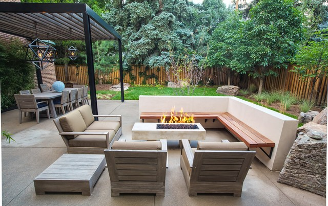 21 Stunning Midcentury Patio Designs For Outdoor Spaces on Mid Century Modern Patio Ideas id=20550