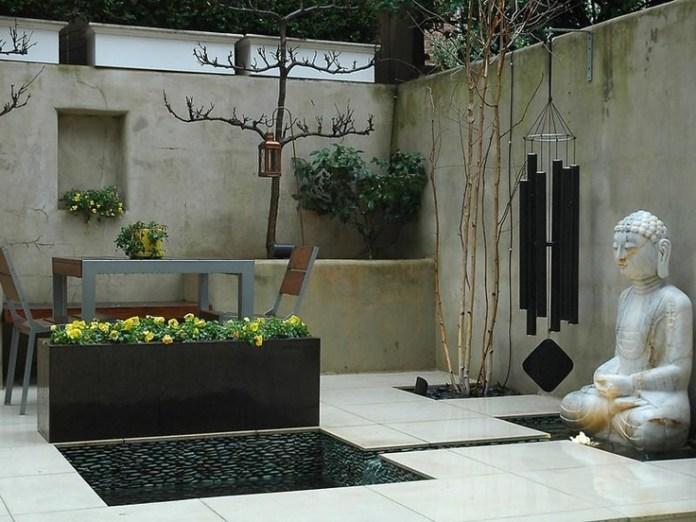 Small Spaced Garden