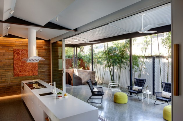 21 Stunning Midcentury Patio Designs For Outdoor Spaces on Mid Century Patio Design  id=67166