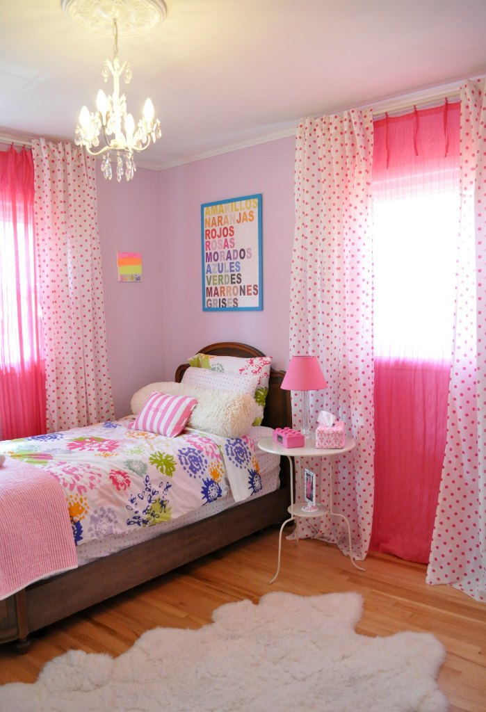 30 Colorful Girls Bedroom Design Ideas You Must Like on Girls Bedroom Ideas For Very Small Rooms  id=22148