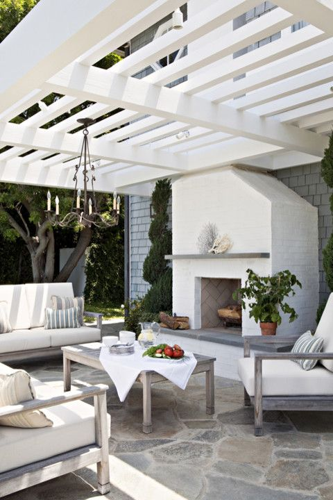 modern-and-stylish-wall-pergola-designs