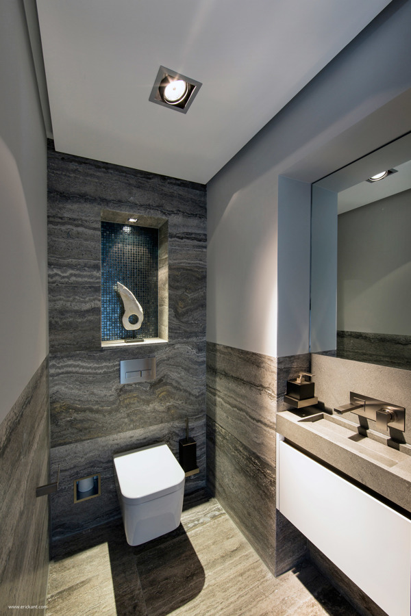 40 Of The Best Modern Small Bathroom Design Ideas on Modern Small Bathroom  id=81814
